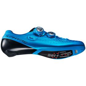 Shimano S-Phyre SH-RC9 schoenen blauw